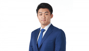 Haohan Xu - Apifiny CEO and Founder