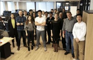 Apifiny Team | Haohan Xu