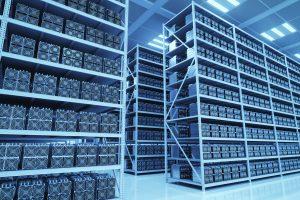 Bitcoin Mining Farm | Apifiny Hash Hive