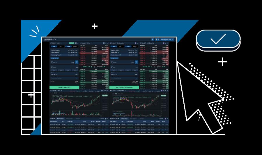 Apifiny Hybrid Exchange - HEX Trading